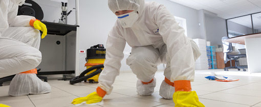 Decontamination services Ireland